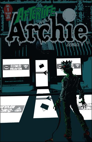 Afterlife with Archie 1-EO by Archie