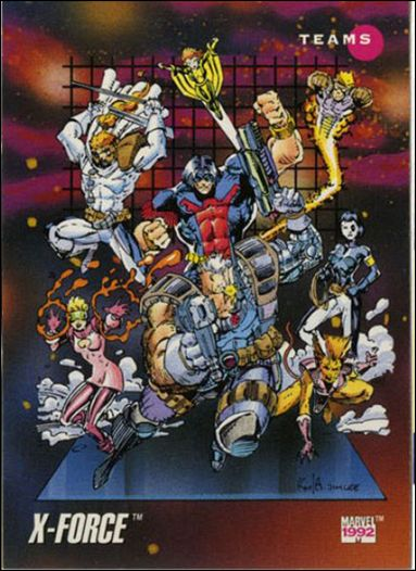 Marvel Universe: Series 3 (Base Set) 172-A by Impel
