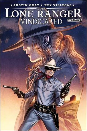Lone Ranger: Vindicated 2-A