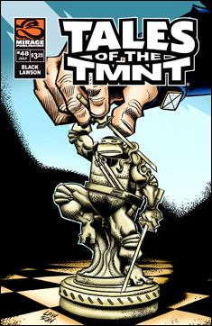 Tales of the TMNT 48-A by Mirage