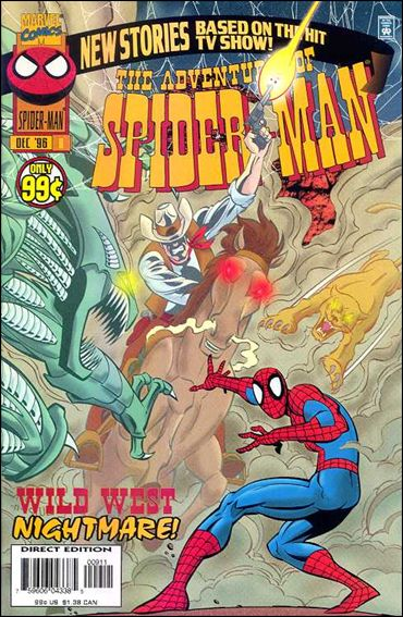 Adventures of Spider-Man 9-A by Marvel