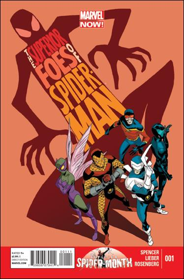 Superior Foes of Spider-Man 1-A by Marvel