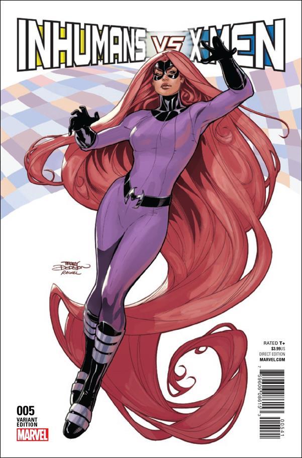 IVX 5-C by Marvel