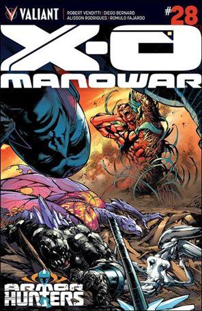 X-O Manowar (2012)  28-A