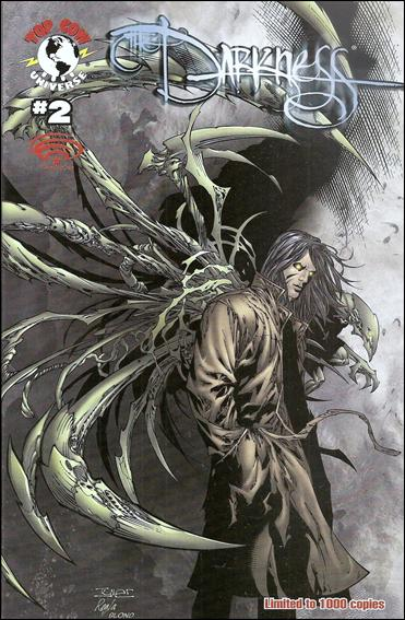 Darkness (2007) 2-C by Top Cow