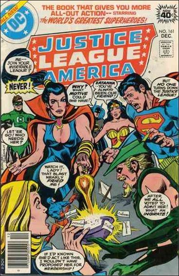 Justice League of America (1960) 161-A by DC