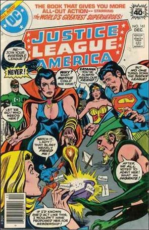Justice League of America (1960) 161-A