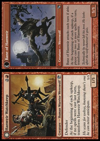 Magic the Gathering: Innistrad (Base Set)145-A by Wizards of the Coast