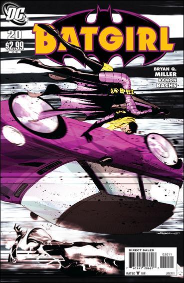 Batgirl (2009) 20-A by DC
