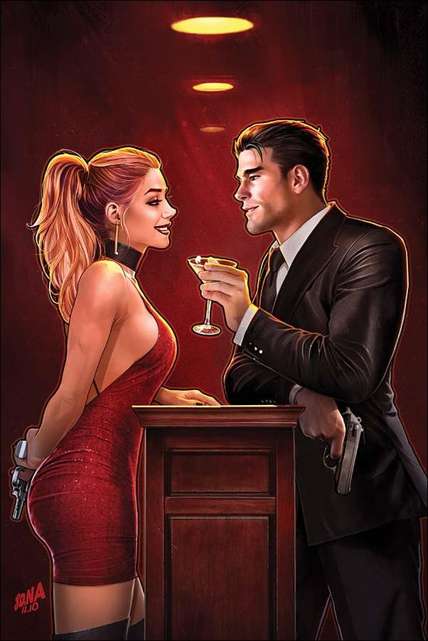 James Bond 007 7-G by Dynamite Entertainment