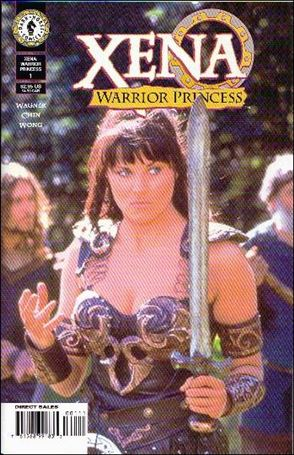 Xena: Warrior Princess (1999) 1-B