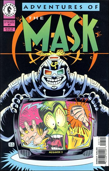 Adventures of the Mask 7-A by Dark Horse
