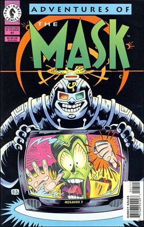 Adventures of the Mask 7-A