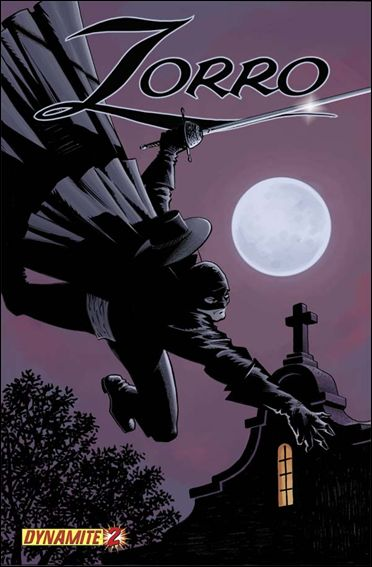 Zorro (2008) 2-A by Dynamite Entertainment