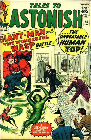 Tales to Astonish (1959) 50-A by Marvel