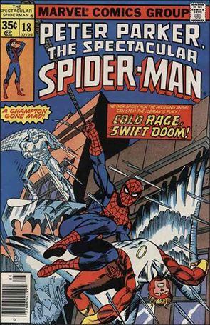 Spectacular Spider-Man (1976) 18-A