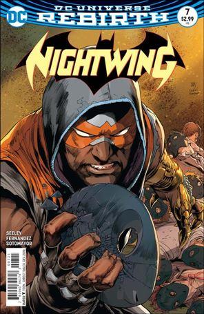 Nightwing (2016) 7-B