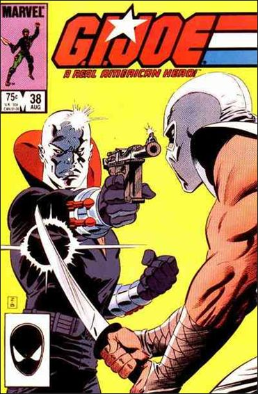 G.I. Joe: A Real American Hero 38-A by IDW