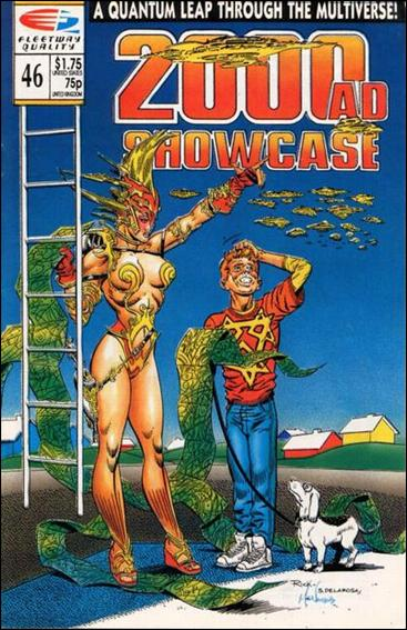 2000 A.D. Showcase (1988) 46-A by Quality Comics