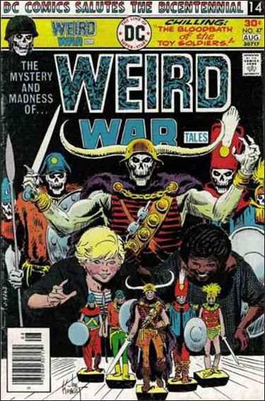 Weird War Tales (1971) 47-A by DC