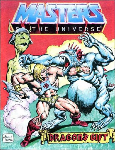 Masters of the Universe (1983) 3.1-A by Mattel