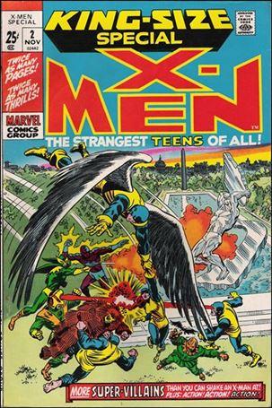 Uncanny X-Men Annual (1970) 2-A