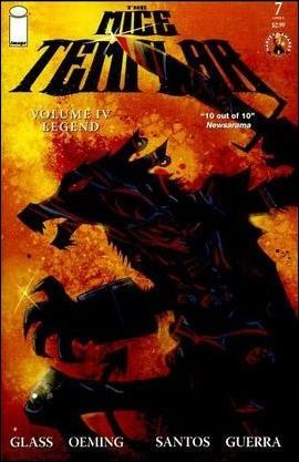 Mice Templar Volume IV: Legend 7-B by Image