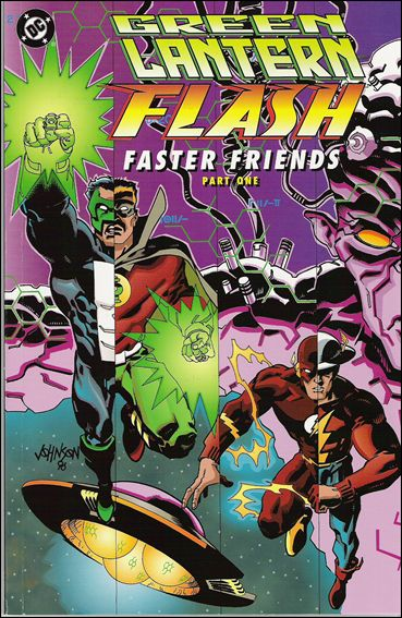 Green Lantern/Flash: Faster Friends 1-A by DC