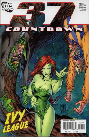 Countdown (2007) 37-A by DC