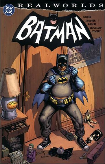 Realworlds: Batman 1-A by DC