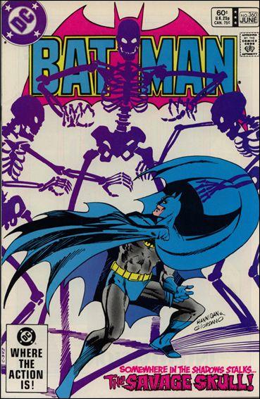 Batman (1940) 360-A by DC