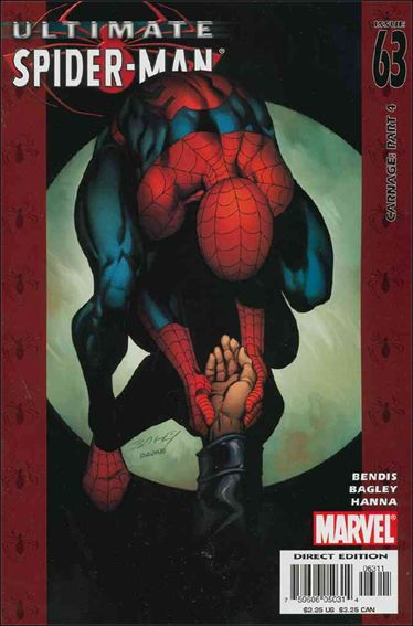 Ultimate Spider-Man (2000) 63-A by Marvel