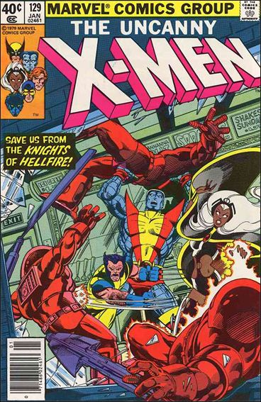X-Men (1963) 129-A by Marvel