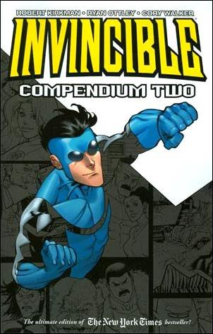 Invincible Compendium 2-A by Image