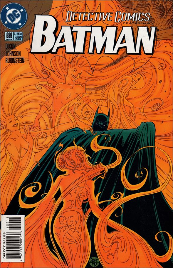 Detective Comics (1937) 689-A by DC