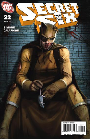 Secret Six (2008) 22-A by DC