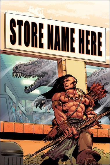 Turok: Dinosaur Hunter (2014) 1-R by Dynamite Entertainment