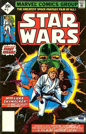 Star Wars (1977) 1-E by Marvel