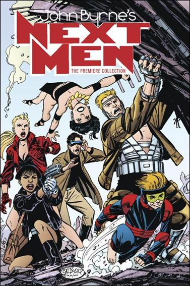 Next Men: Premiere Edition 1-A by IDW