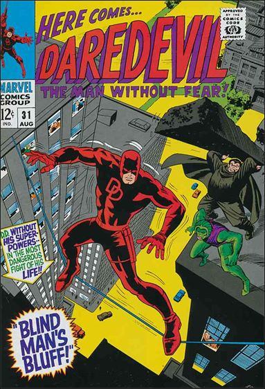 Daredevil (1964) 31-A by Marvel