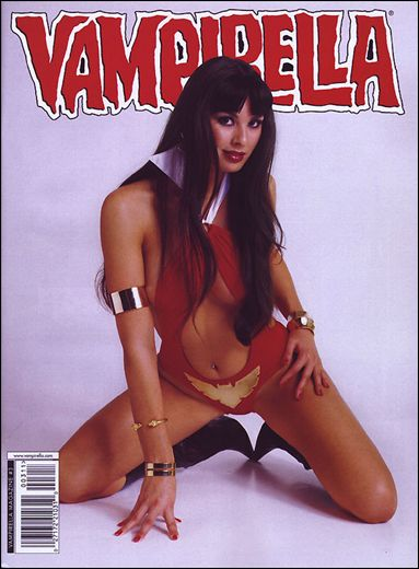 Vampirella Comics Magazine 3-D by Harris