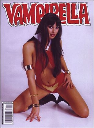 Vampirella Comics Magazine 3-D