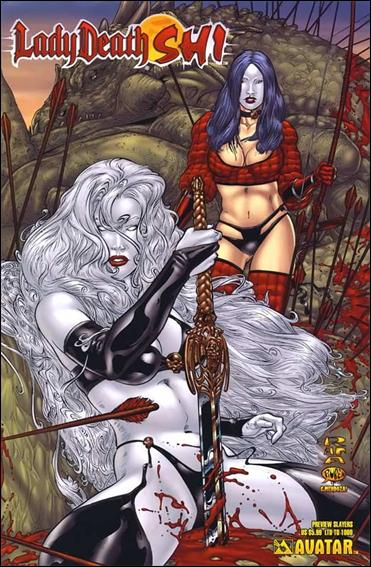 Lady Death/Shi: Preview 1-M by Avatar Press