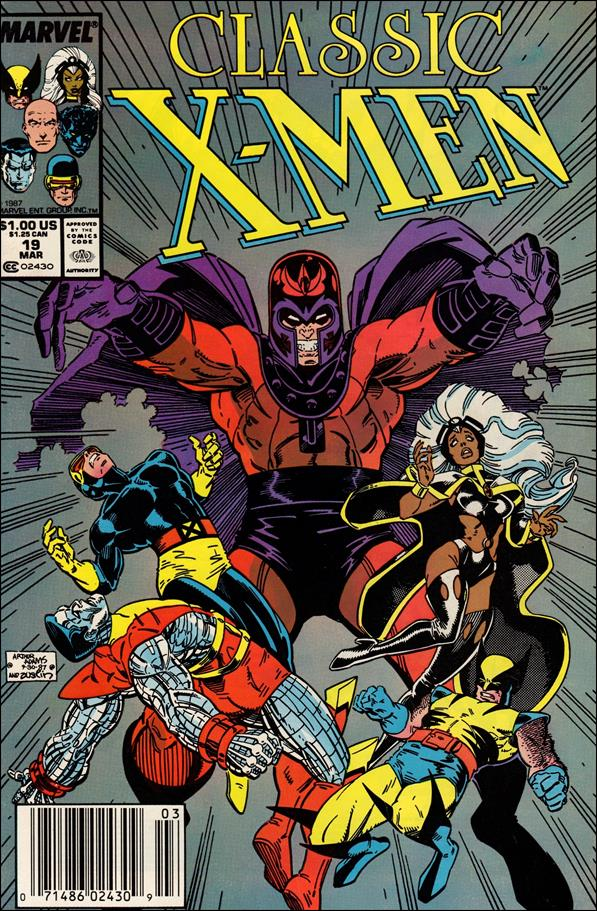 Classic X-Men 19-A by Marvel