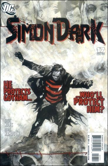 Simon Dark 17-A by DC
