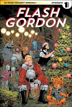 Flash Gordon Holiday Special 1-A