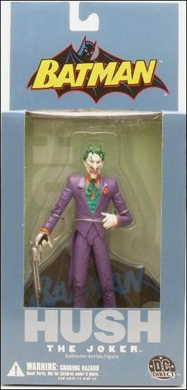 Batman Hush Joker Jan 2004 Action Figure By Dc Direct