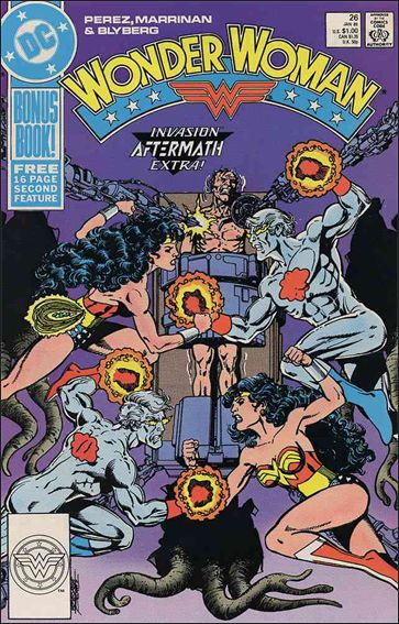 Wonder Woman (1987) 26-A by DC