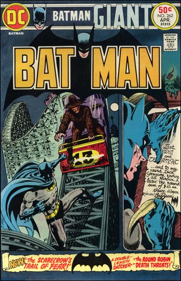 Batman (1940) 262-A by DC