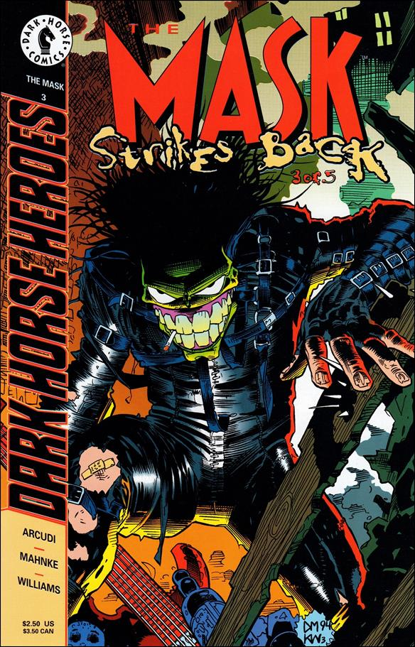 Mask (1995) 3-A by Dark Horse